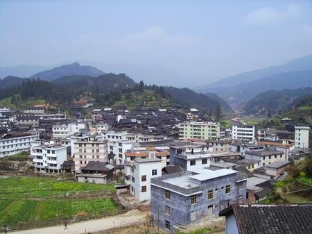 融水苗族自治县滚贝侗族乡