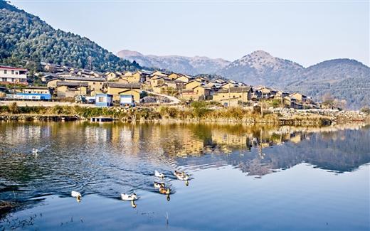 上林县鼓鸣寨: 全面提升景区品质和服务功能