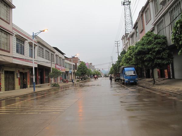 鹿寨县平山镇