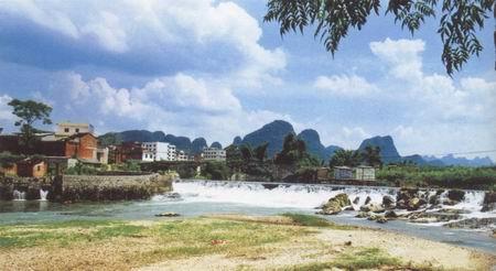 柳江县流山镇