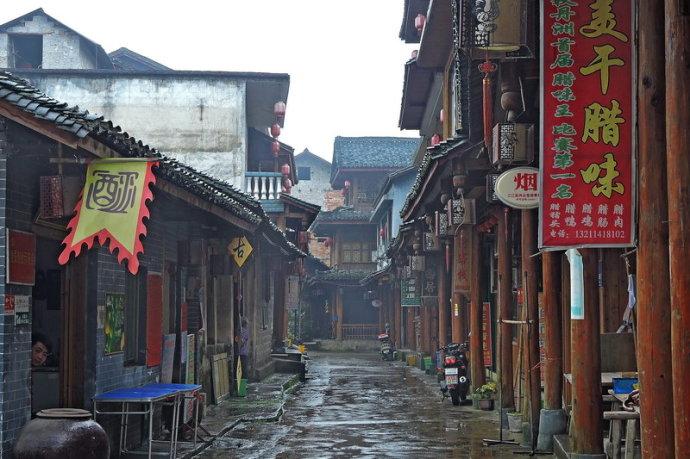 三江侗族自治县丹洲镇