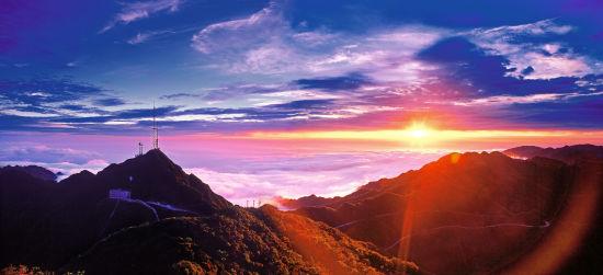 2015中国・广西大明山国际山地养生旅游节将开幕