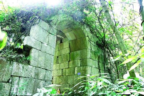 探访太平天国古战场――会仙石门��