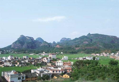 容县石寨镇