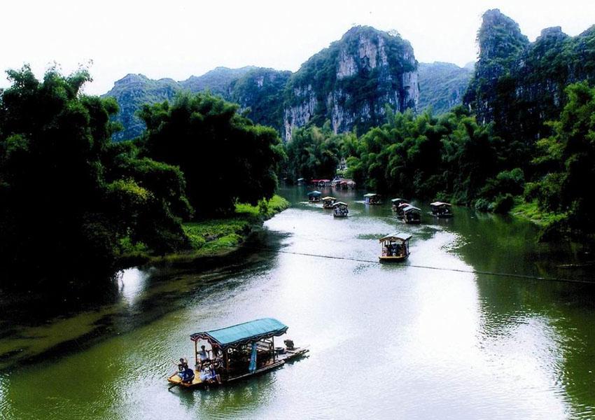 上林县三里镇