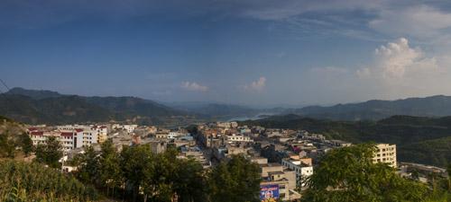 天峨县向阳镇