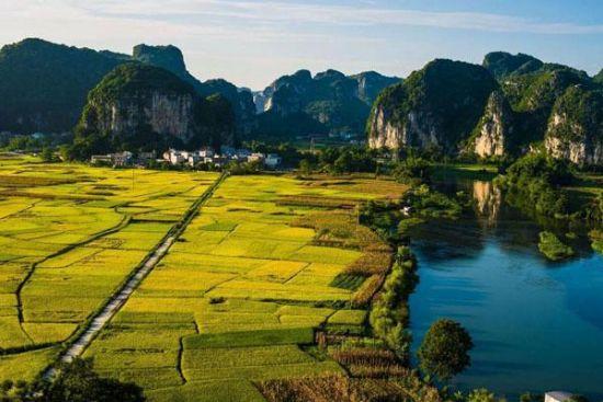景色美!花费低!广西最便宜的旅游目的地!