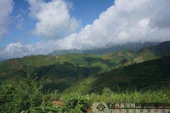 西林县马蚌乡