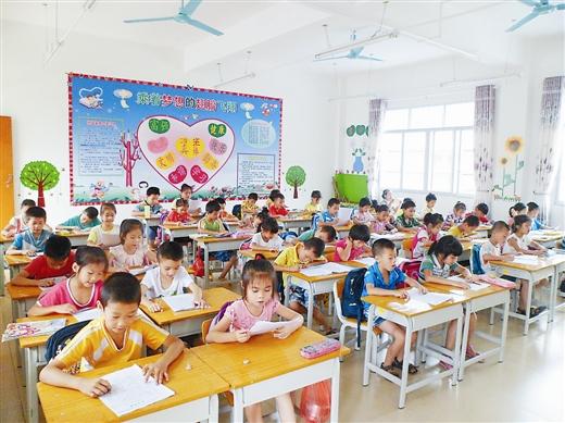 马山县大力推进义务教育均衡发展综述