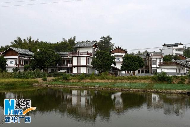 陆川县乌石镇