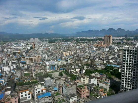 容县容州镇