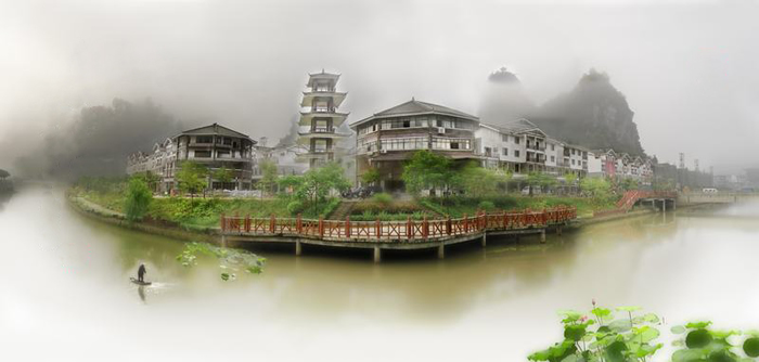 巴马瑶族自治县巴马镇