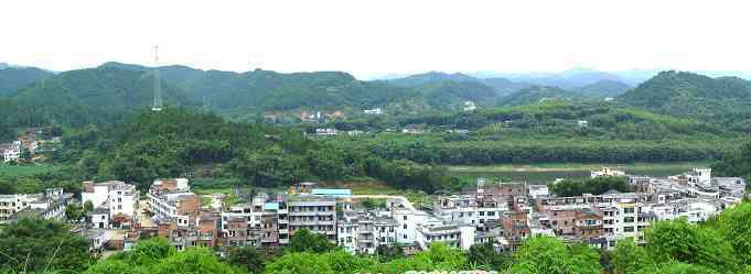苍梧县木双镇