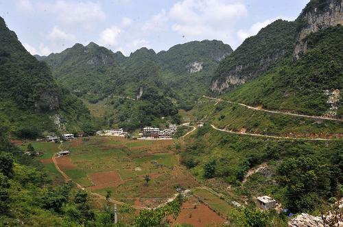 巴马瑶族自治县西山乡