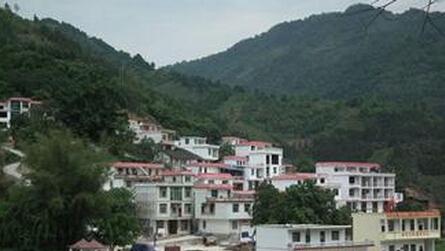 那坡县百合乡