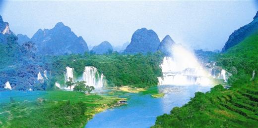 [大新县]写好山水文章 打造生态旅游