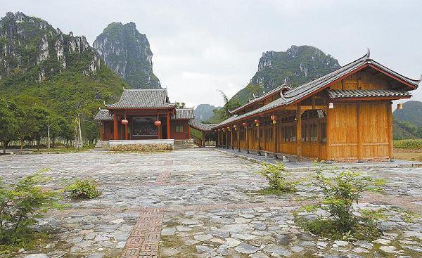 上林县圩瑶族乡