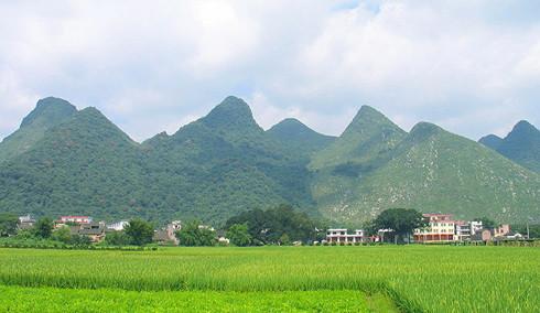 平乐县张家镇