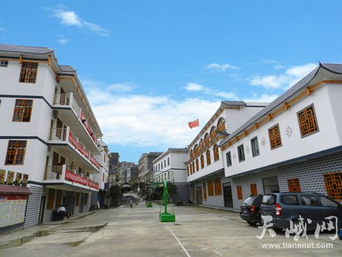 天峨县三堡乡