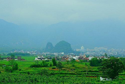 马山县古寨瑶族乡