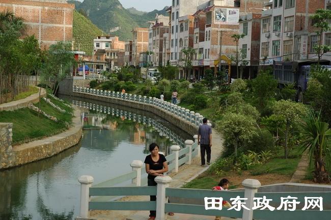 田东县印茶镇