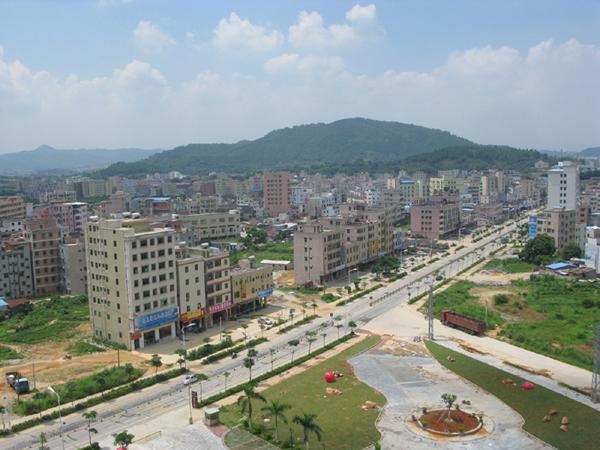 宾阳县新圩镇