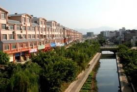蒙山县蒙山镇