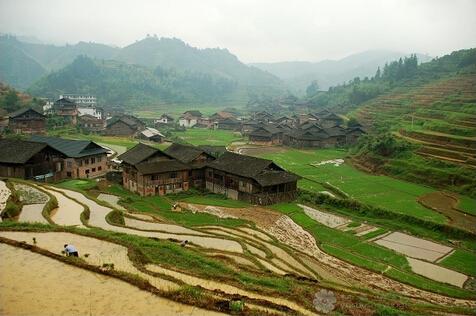 龙胜县平等镇