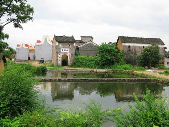 八步区桂岭镇