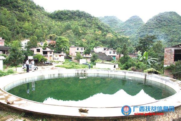 南丹县中堡苗族乡