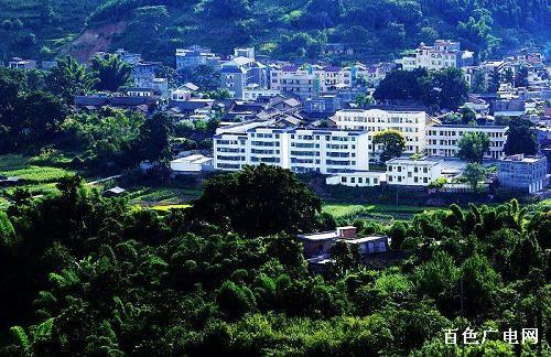 西林县古障镇