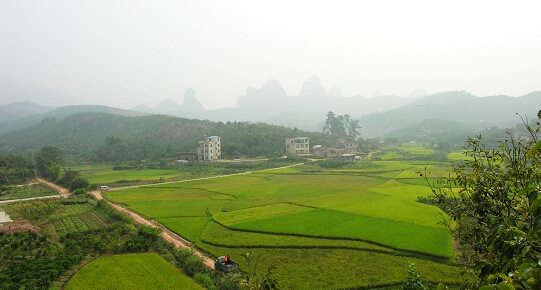 平乐县桥亭乡