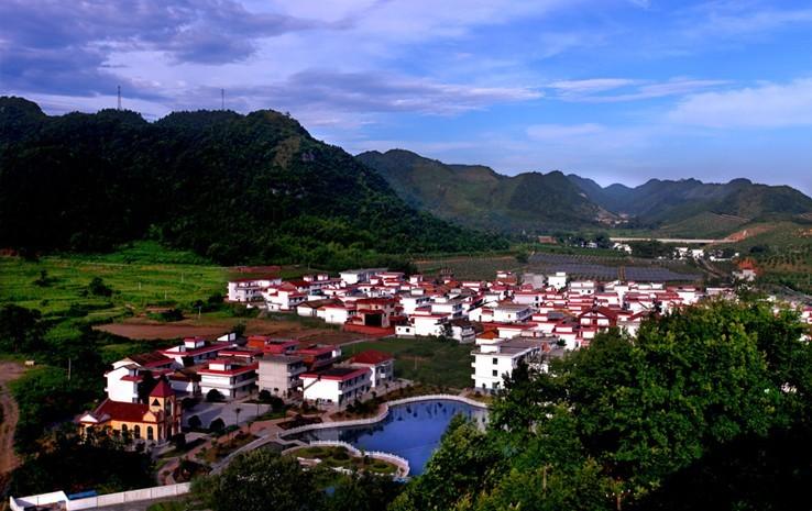 藤县岭景镇