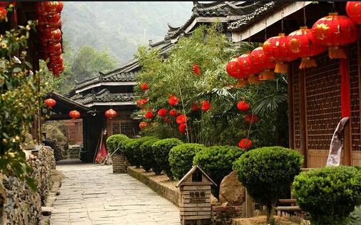 龙胜县泗水乡