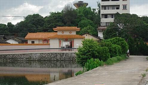 博白县沙河镇