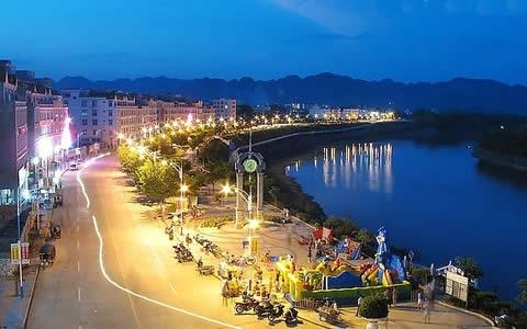 宁明县城中镇