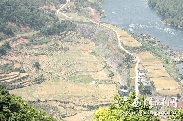 隆林县桠杈镇