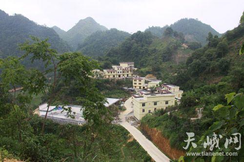 天峨县坡结乡