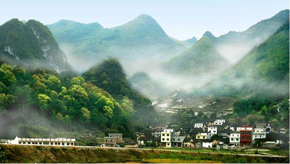 都安瑶族自治县地苏镇