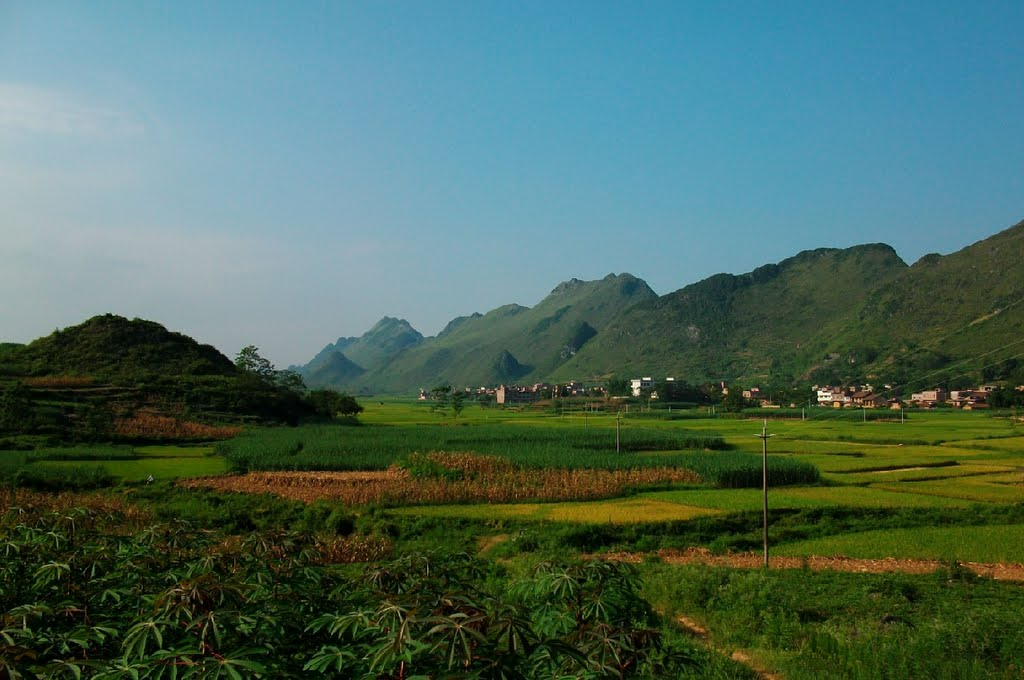 上林县木山乡