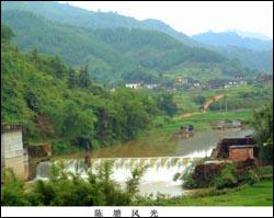 蒙山县陈塘镇