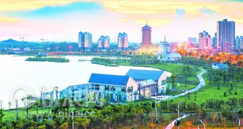 """钦州白石湖荣膺国家""""3A""""旅游景区"""