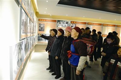 东兰纳合红色文化园正式开园