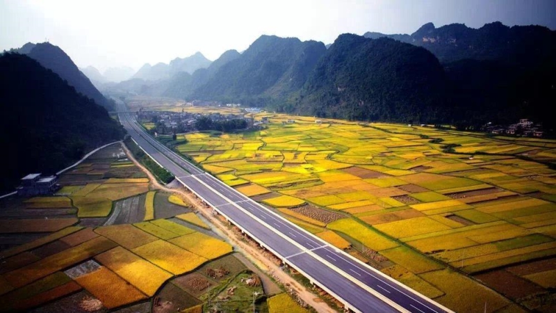 靖西至龙邦高速公路