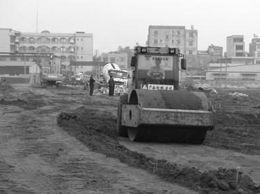 """北流加快推进""""机械产业园""""建设"""