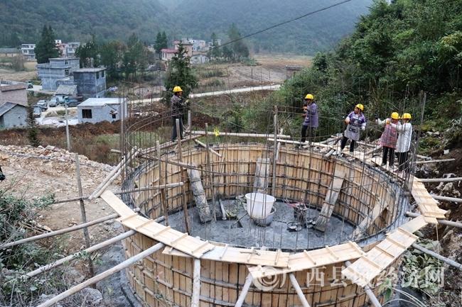 高效节水灌溉工程建设助推农村产业发展