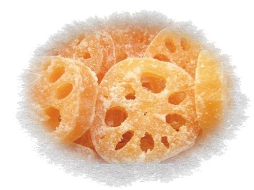 荷城莲藕糖