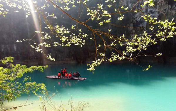 凤山三门海生态旅游区:一处世外桃源