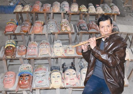 桂林傩文化的民间记忆