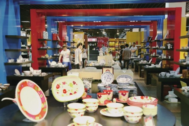 第六届中国(北流)国际陶瓷博览会于四月十八日至二十日举行